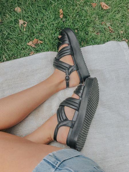 Black Sandals  #LTKshoecrush #LTKstyletip #LTKeurope