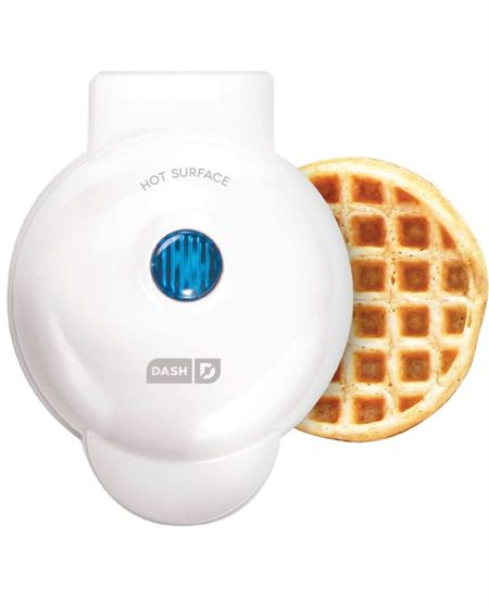 Mini waffle maker (the best way to make cinnamon roll waffles 😜). http://liketk.it/35aa6 #liketkit @liketoknow.it
