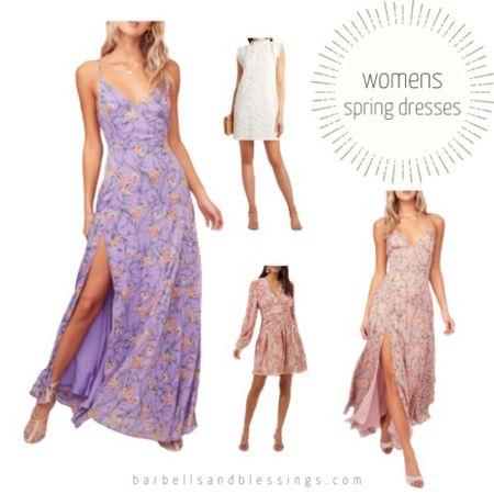 #springdresses for women  #LTKSeasonal #LTKfit #LTKcurves