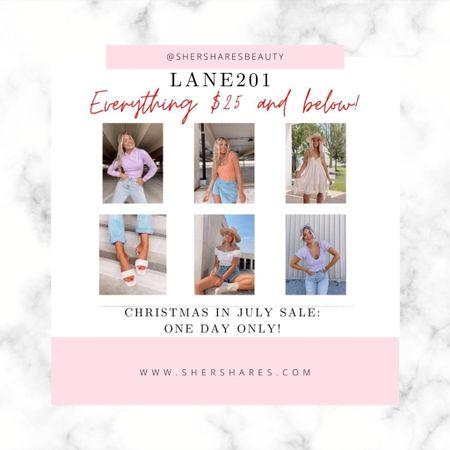 Lane201 Boutique One Day Only Sale: Everything $25 and under!   #LTKstyletip #LTKshoecrush #LTKsalealert