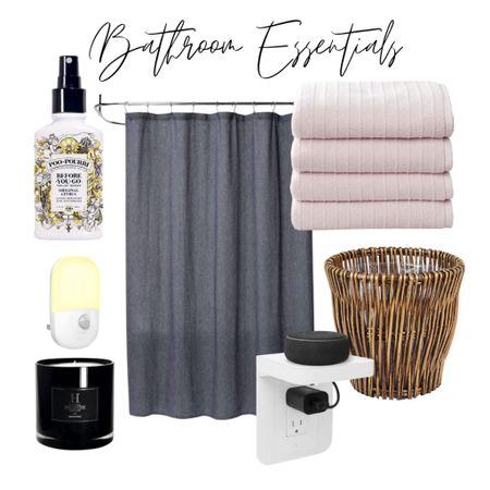Bathroom Essentials everyone needs!  #LTKunder50 #LTKhome #LTKstyletip