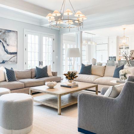 Transitional living room design: featherhill http://liketk.it/3bmQS #liketkit #LTKhome @liketoknow.it @liketoknow.it.home