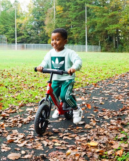 Balance bikes are the perfect introduction to bike riding for your little one. Plus they will learn how to ride a bike without ever needing training wheels! http://liketk.it/32TXz #liketkit @liketoknow.it