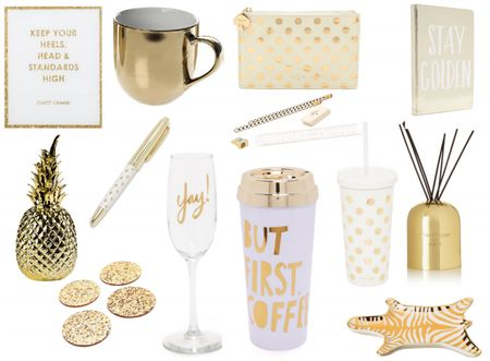 I just published this year's gift guide - sorted by color 😍 The golden theme might by my favorite. Find the direct link to the gift guide in my profile - I also listed all current Black Friday Sales (and Code!) that are live already for all the early birds ✌🏻️  Or you can like this photo via @liketoknow.it and get all the information in your inbox! http://liketk.it/2pG8v #liketkit