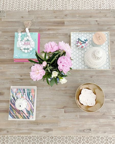 Large square coffee table and coffee table styling, coffee table books, coffee table styling   http://liketk.it/3g29t #liketkit @liketoknow.it @liketoknow.it.home #LTKhome