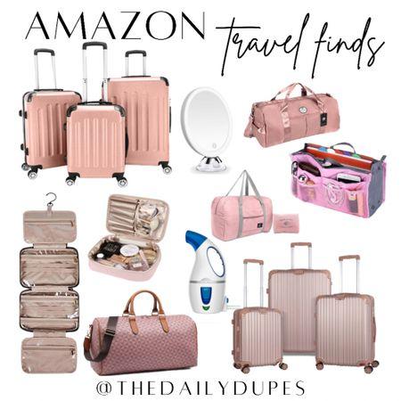 Amazon travel finds #thedailydupes  #LTKitbag #LTKtravel