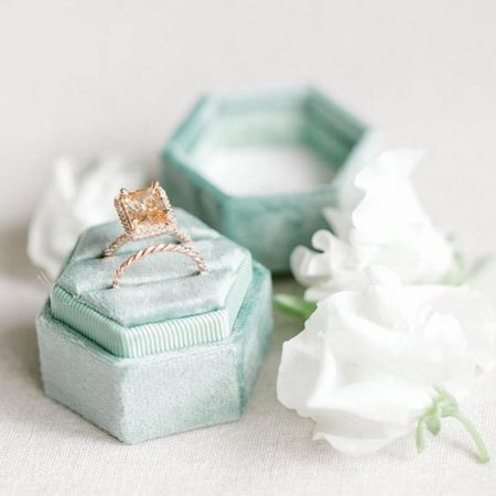 Sage ring box by BelleBoxBoutique on Etsy 🌿   http://liketk.it/3jmJl @liketoknow.it #liketkit #LTKwedding #LTKstyletip #LTKunder50