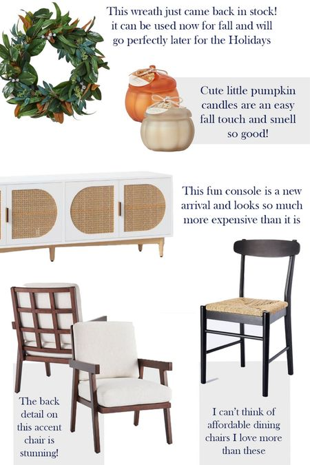 Five things for your fall home decor at Target   #LTKhome