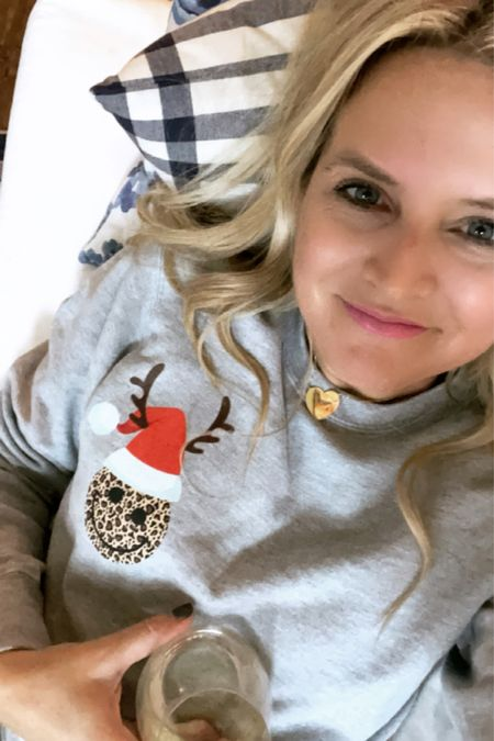 The holiday sweatshirt you need from Amazon   #LTKHoliday #LTKunder50 #LTKSeasonal