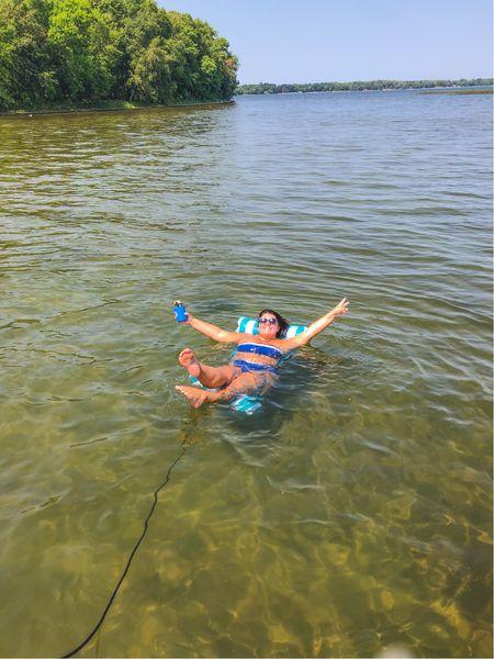 A must have for summer! 💙   #LTKunder50 #LTKcurves #LTKswim