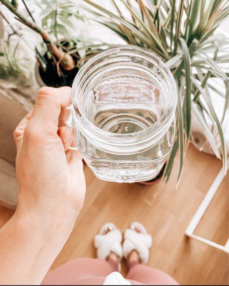 🇩🇪:  Why I drink Kangen water! 👇  ~ two glasses have more antioxidants than two kilos of blueberries   ~ it is rich in hydrogen, alkalized and has anti-inflammatory effects  ~ it helps you bring your body back to a healthy state  ~ it is free of impurities, heavy metals, rust, lead and whatever else is in our water!   ————— These great mason jars are very suitable for drinking.  Then it's even more fun!  Follow me in the LIKEtoKNOW.it shopping app to get the product details for this look and others!  🤍🤍 . . . . 🇩🇪: Warum ich Kangen Wasser trinke!👇 ~ zwei Gläser haben mehr Antioxidantien als 2 Kilo Blaubeeren   ~ es ist wasserstoffreich, alkalisiert und wirkt entzündungshemmend ~ es hilft dir deinen Körper wieder einen gesunden Zustand zu überführen ~ es ist frei von Verunreinigungen, Schwermetalle, Rost, Blei und was sonst noch in unserem Wasser drin ist!   ————— Sehr gut zum Trinken eignen sich diese tollen Einmachgläser. Dann macht es sogar noch mehr Spaß!   Folge mir in der LIKEtoKNOW.it-Shopping-App, um die Produktdetails für diesen Look und andere zu erhalten! 🤍🤍    http://liketk.it/3gjJN #liketkit @liketoknow.it #LTKeurope #LTKunder100 #LTKunder50