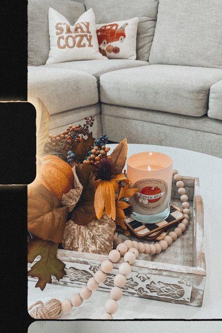 Fall decor under $20! Get your home ready for fall coziness!   #LTKhome #LTKSeasonal #LTKunder50
