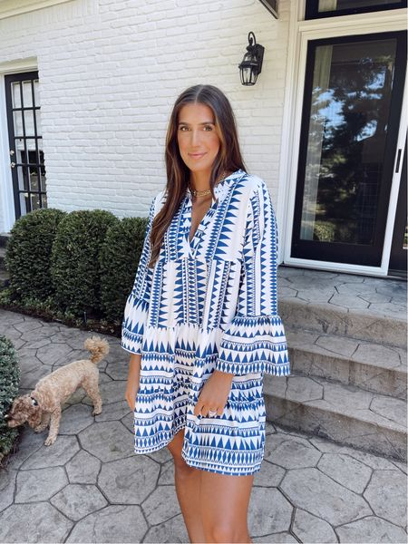 Coverup dress, summer dress from Amazon fashion (medium)   #LTKunder50 #LTKsalealert