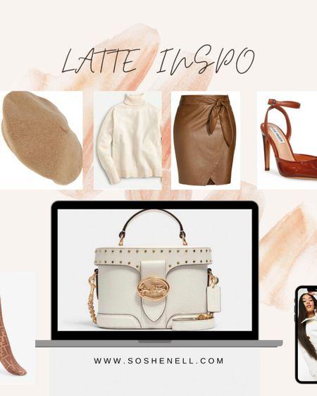 Latte Style  Inspo    #LTKcurves #LTKstyletip You can instantly shop my looks by following me on the LIKEtoKNOW.it shopping app #LTKunder100 http://liketk.it/36KFI #liketkit @liketoknow.it