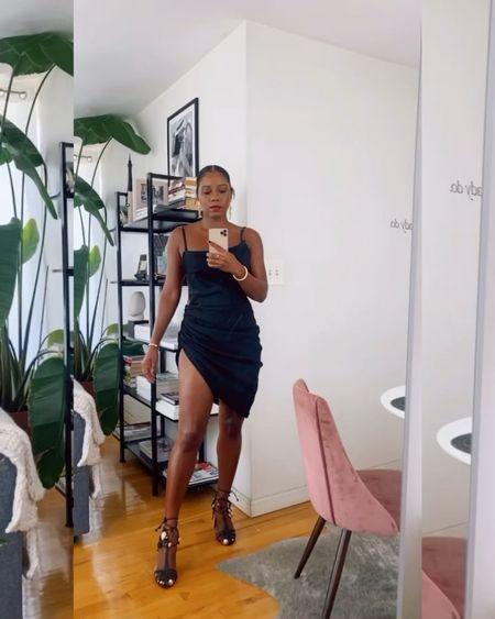 Loving this little black dress! #summerdress #summertrends #LBD    #LTKstyletip