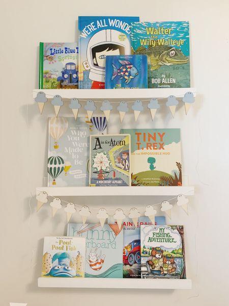 Kids bookshelves for summer http://liketk.it/3hTdC #liketkit @liketoknow.it #LTKkids #LTKhome #LTKbaby @liketoknow.it.home