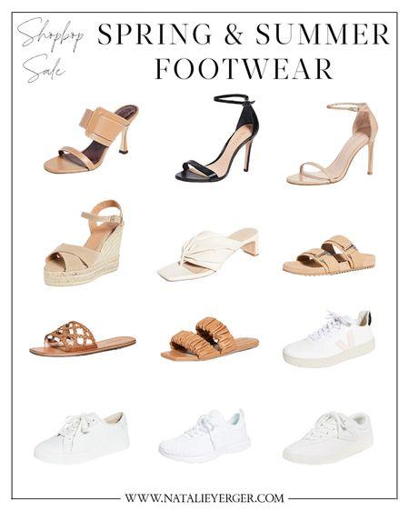 Shopbop Sale Picks | sandals & sneakers ☀️   #LTKsalealert #LTKSeasonal
