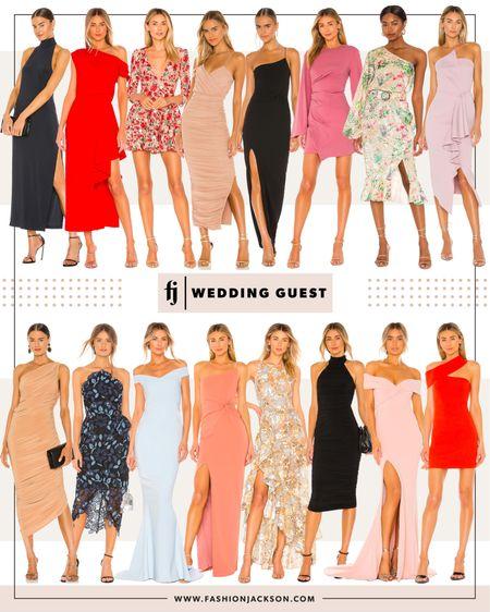 Wedding guest dresses, what to wear To a summer wedding, cocktail dress, formal dress, black dress, red dress, floral dress, dresses http://liketk.it/3hrZZ #liketkit @liketoknow.it #LTKstyletip #LTKwedding