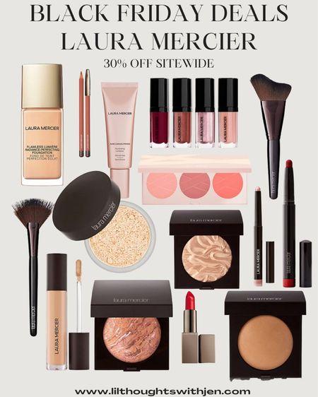 Black Friday and cyber Monday picks from Laura mercier - 25% off sitewide. I use most of these products daily! http://liketk.it/32kCH #liketkit @liketoknow.it #LTKgiftspo #LTKunder100 #LTKsalealert