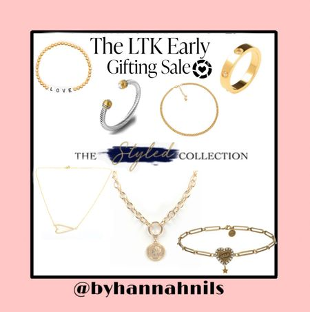 The styled collection 💍   #LTKSale #LTKGiftGuide #LTKHoliday