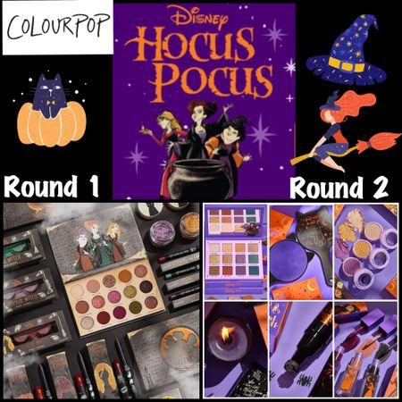 ColourPop x Hocus Pocus 🎃👻🛍💸  #LTKbeauty #LTKSeasonal #LTKsalealert