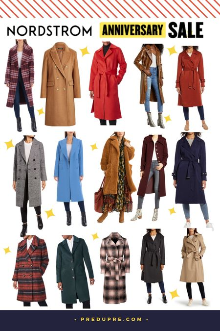 Nordstrom Anniversary Sale #nsale favorite coats and jackets to keep you warm and comfortable this fall and winter season!  http://liketk.it/2UkSu @liketoknow.it #liketkit #rStheCon #LTKsalealert #LTKstyletip #LTKunder100 Download the LIKEtoKNOW.it app to shop this pic via screenshot