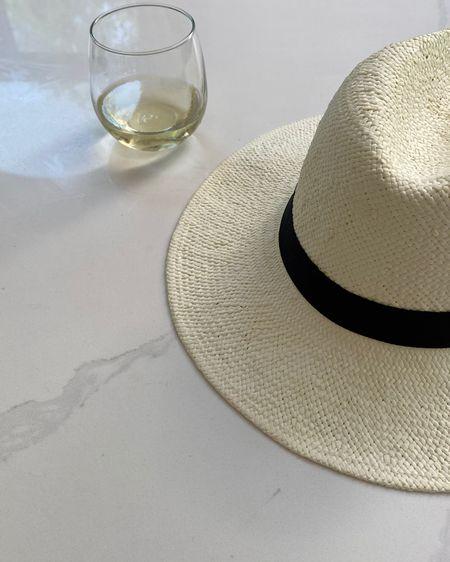 Panama Hat Summer hat White hat  http://liketk.it/3jz0q #liketkit @liketoknow.it #LTKunder100 #LTKunder50 #LTKstyletip