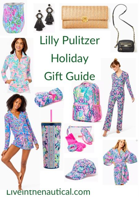 Love me some Lilly Pulitzer and nothing is better then opening a Lilly gift!   #LTKHoliday #LTKCyberweek #LTKGiftGuide