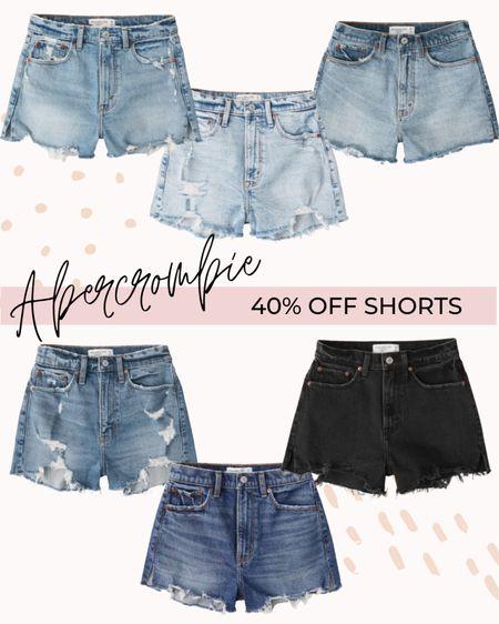 Abercrombie  Abercrombie shorts Mom shorts Curvy shorts  #highwaistedshorts #abercrombie #abercrombieshorts #momshorts #curvyshorts #saleshorts  #LTKunder50 #LTKunder100 #LTKSale