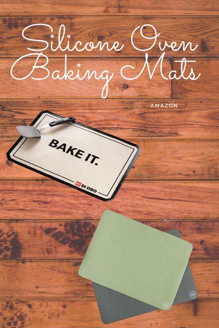 Silicone oven baking mats!   #LTKunder50 #LTKhome
