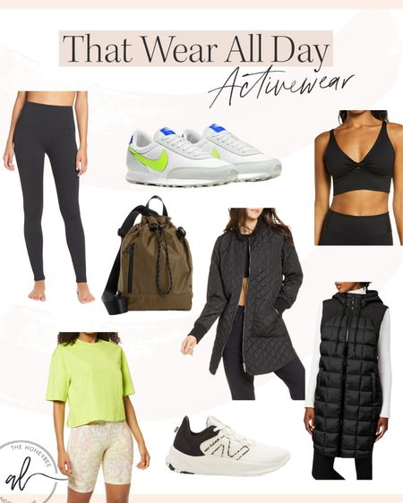 That activewear athleisure you can wear all day longgg!   #LTKunder50 #LTKshoecrush #LTKfit