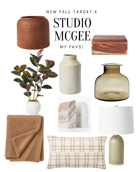 New fall Studio MCGee is now out at target & these are my pics for a little fall home refresh :) http://liketk.it/3jq7E #liketkit @liketoknow.it