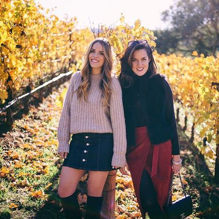 Wine tastings at Newton yesterday with my @rosielondoner The vineyards were glowing in the afternoon light! @liketoknow.it www.liketk.it/203dK #liketkit #napavalley #newtonvineyards #visitnapavalley #willjourney #gmgtravels