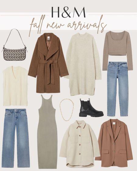 H&M new fall arrivals   #LTKSeasonal #LTKunder100 #LTKunder50