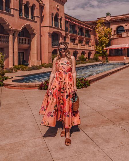 My favorite sunmer dress is restocked!! Snag it before it sells again! Linked more colorful fun options by the same designer too! http://liketk.it/3hcRY #liketkit @liketoknow.it #LTKstyletip #LTKunder100 #LTKshoecrush