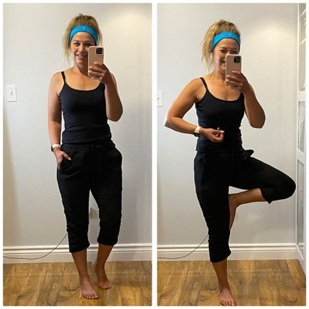 http://liketk.it/3j1Yw #liketkit @liketoknow.it  Workout  Studio capris Lululemon headband Monday motivation  #LTKworkwear Shop your screenshot of this pic with the LIKEtoKNOW.it shopping app Shop my daily looks by following me on the LIKEtoKNOW.it shopping app Download the LIKEtoKNOW.it shopping app to shop this pic via screenshot