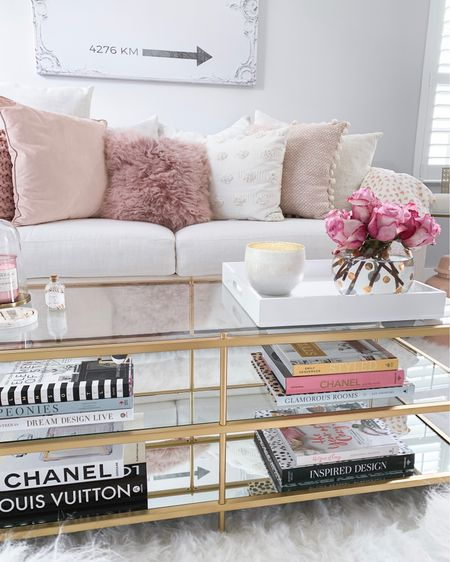 I can't, I'm booked 📚 hehe. I wanted to share a closer look at our new coffee table!! I'm obsessed with it. 😍 Shop this pic in the @liketoknow.it app or my blog link in bio http://liketk.it/2DuCN #liketkit #LTKhome #LTKsalealert #LTKunder50 #LTKunder100 #LTKspring #LTKstyletip
