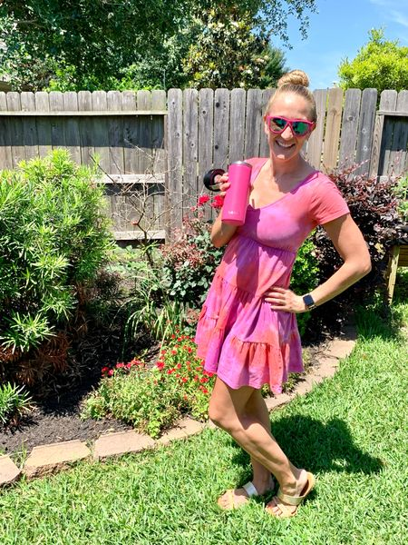 Ready for summer! Bright colors and sun dresses for the win.   #LTKstyletip #LTKSeasonal #LTKunder50