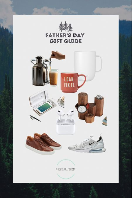 Awesome gifts for rad dads that they don't already have like this smartphone sanitizer, and a mug that keeps their coffee hot. Or a nice pair of sneakers and some AirPods.    http://liketk.it/3h32t #liketkit @liketoknow.it   #LTKunder100 @liketoknow.it.family Shop your screenshot of this pic with the LIKEtoKNOW.it shopping app #LTKshoecrush #LTKunder50