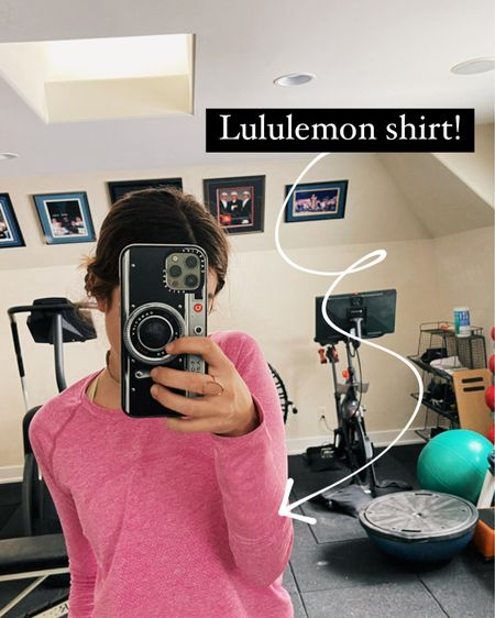 My FAVORITE workout shirt!! http://liketk.it/38WoW #liketkit @liketoknow.it #LTKstyletip #LTKunder100 #LTKfit @liketoknow.it.home Shop your screenshot of this pic with the LIKEtoKNOW.it shopping app