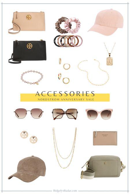 Favorite accessories from the Nordstrom Anniversary Sale.  #nsale #nordstrom #nordstromsale #accessories  #LTKstyletip #LTKunder100 #LTKsalealert
