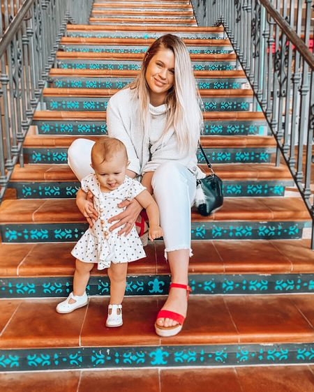 Louisiana weather means mixing sweaters and sandals? 🤷🏼♀️😂 http://liketk.it/2KML4 #liketkit @liketoknow.it #LTKbaby #LTKfamily #LTKkids @liketoknow.it.family