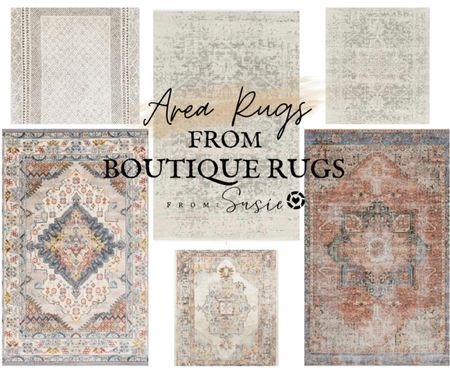 Boutique Rugs has a great sale going on right now! Here's a few of our favorites.   #LTKhome