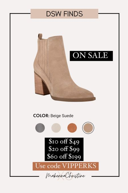 DSW Sale!!