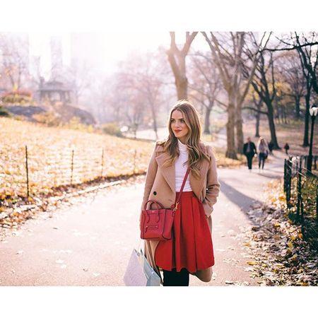 A stroll through Central Park ? @laurentaylorcreates @liketoknow.it www.liketk.it/21MG0 #liketkit #centralpark #nyc #gmgtravels