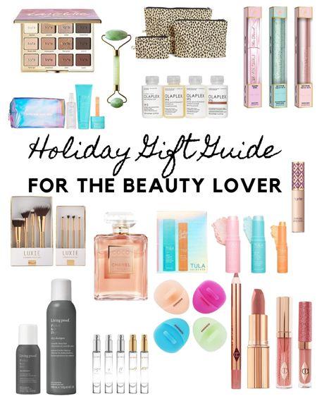 HOLIDAY GIFT GUIDE FOR BEAUTY LOVERS  http://liketk.it/31iKa @liketoknow.it #liketkit #LTKbeauty #LTKstyletip #LTKsalealert #giftguide #beautylover #skincare #holidaygiftguide