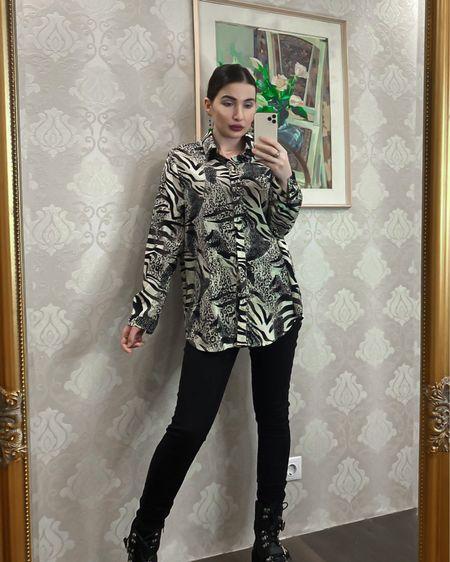 Height 5'7 Shirt uk 10 size    #LTKunder50   #liketkit @liketoknow.it http://liketk.it/3cVIR #LTKeurope #LTKbeauty  #boohoo