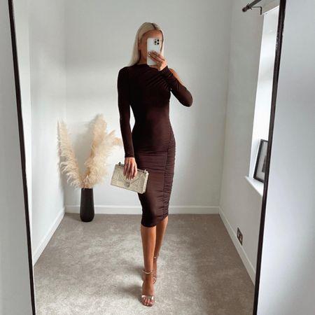 Gorg midi dress  #LTKunder100 #LTKwedding #LTKcurves