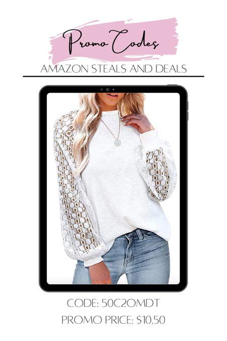 Amazon promo code deal!   #LTKunder50 #LTKstyletip #LTKworkwear
