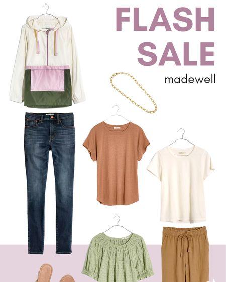 http://liketk.it/3eGDv @liketoknow.it #liketkit Madewell Flash Sale!! 25% off select styles! Use code TWODAYS! Ends tomorrow.